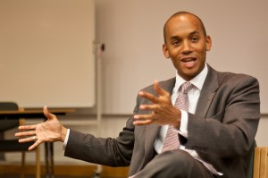 Nigerian Chuka Ummuna of Labour Party