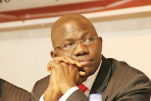 REMI BABALOLA, Nigeria's minister (state) of finance