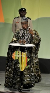 Obasanjo speaks at African Green Revolution Forum
