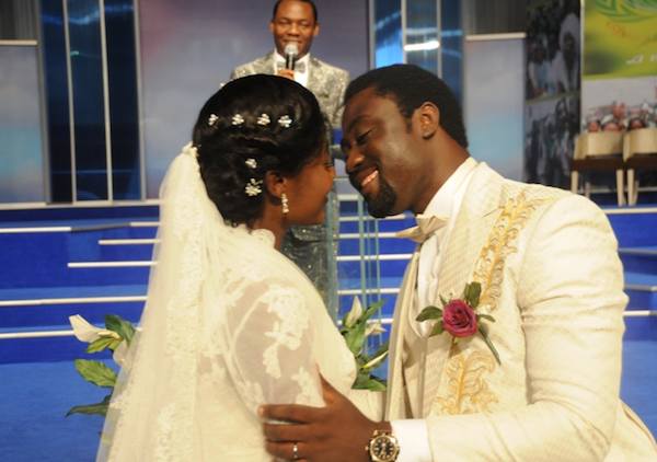 Exclusive photos from Mercy Johnson's 'august wedding'