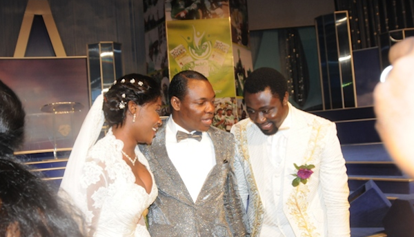 Exclusive photos from mercy johnson wedding