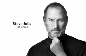 Apple CEO, Late Steve Jobs