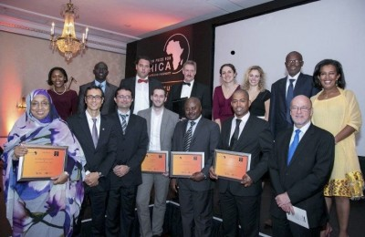 Innovation Prize for Africa Awards