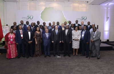 Members, Africa50 General Assembly