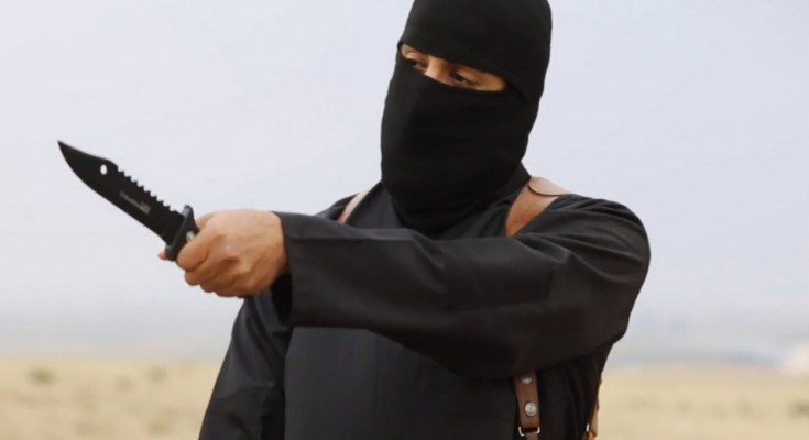 IS Militant Jihadi John
