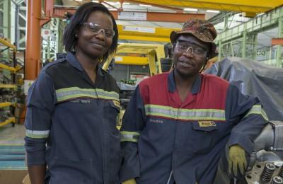 Technicians for Nigeria