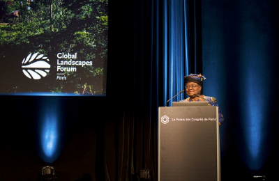 Okonjo Iweala on Climate Change