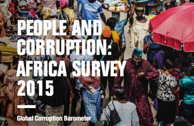 corruption survey banner