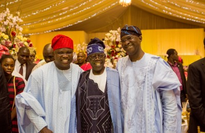 Ambode, Tinubu And Fashola