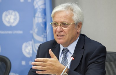 Dr. Joan Clos, Under-Secretary-General and Executive Director of UN-Habitat;